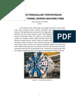METODE PENGGALIAN TEROWONGAN DENGAN TUNNEL BORING MACHINE.pdf