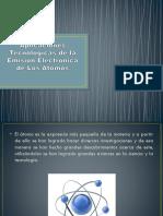 Aplicaciones Tecnológicas de La Emisión Electrónica de Los