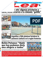 Periódico Lea Jueves 08 de Noviembre Del 2018