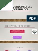procesadores segmentados