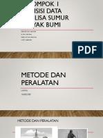 Kelompok 1-Akuisisi Data Seismik (1)