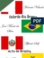 Tratados Del Peru