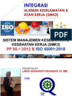 ISO 45001 &P502012