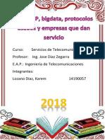 Servicios Expo 2