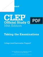Taking the CLEP 2005.pdf