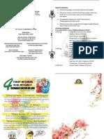 Buku Program Tazkirah Dhuha Pkayidj November