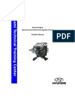 Mechanical and COVEC-F Injection Pump (English)