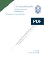 Informe dfsd
