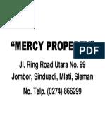 Mercy Property