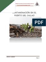 Contaminacion Puerto de Callao