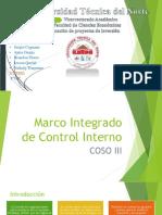 Diapositivas Auditoria Coso 3