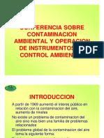 Contaminacion Ambiental Parte i