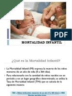 MORTALIDAD INFANTILxD