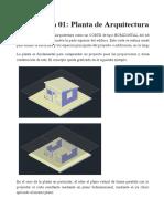 Planimetría 01_Planta de Arquitectura