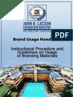 JBLFMU Brand Usage Handbook