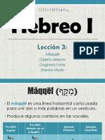 Hebreo1 Cap 3