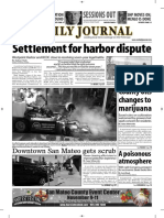 San Mateo Daily Journal 11-08-18 Edition