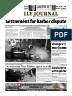 San Mateo Daily Journal 11-08-18 Edition
