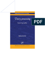 Dairy Processing Improving Quality