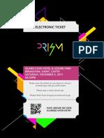 DLSZ Prism Ticket
