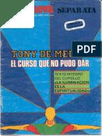 01 de Mello Anthony La Iluminacic3b3n Es La Espiritualidad