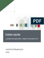 Presentation_Ceragon Evolution Long Haul Sagem