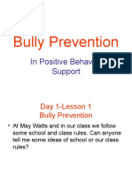 Bullying 4-5 MW