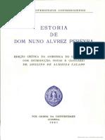 ARTIGO - Ordens Militares nas Crônicas Condestável de Portugal e Infante de Santo - Vítor Manuel Inácio Pinto