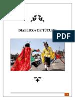 Diablicos de Túcume. Final