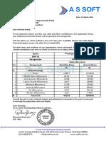 Appraisal Letter 2