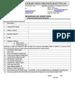 Form Order Enc 2017