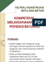 Pekerjaan Memasang Pondasi Batu Kali 0910 (1)