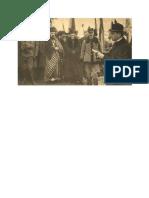 Iuliu Hossu Citind Declaratia Unirii