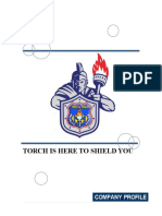 TORCH AND SHIELD PROPOSAL.doc