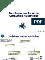 Tecnologías Para Ahorrar Energía Combustible y Electricidad