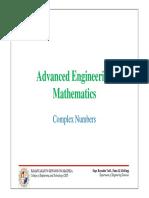 Advanced Engineering Math - Complex Numbers.pdf