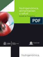 Nutrigenómica, alimentación y salud