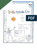 O Esqueleto Do Samaín