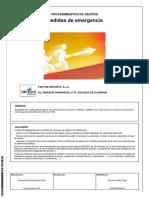 Medidas Emergencia Factor Deporte y Formación