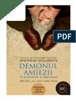 Andrew Solomon - Demonul Amiezii.pdf