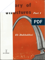 Theory of Structures P.1 EL-Dakhakhni