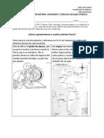 Planisferio Globo y Mapa
