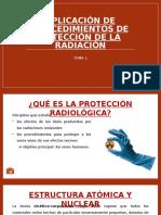Tema 1 Proteccion Radiologica