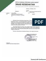 Hasil Seleksi Administrasi CPNS Kab. Sukabumi