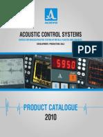 ACSYS Catalogue Russia