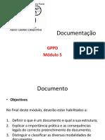 GPPD Documentação 1