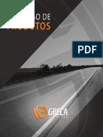 Catálogo de Produtos GRECA Asfaltos