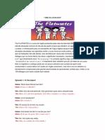The Flatmates BBC Conversation Book PDF_OCR