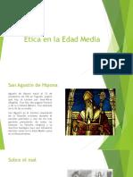 Ética en La Edad Media