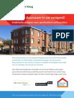 Gemeente Den Haag particuliere verhuur